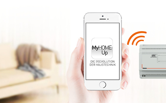 MyHOME / MyHOME_Up bei W. Schlenck GmbH in Bayreuth
